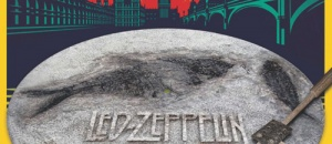 "Led Zeppelin nel progetto di Vladislav  Shabalin ""Fossils of the Rock"""