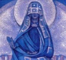 Nikolaj Roerich. La madre del mondo